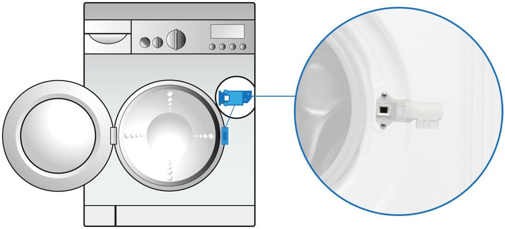 Non si chiude l 39 obl della tua lavatrice una volta avviata - Interruttore lavatrice ...
